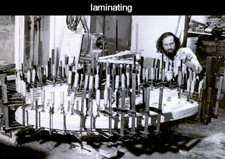 David Delthony - lamination process